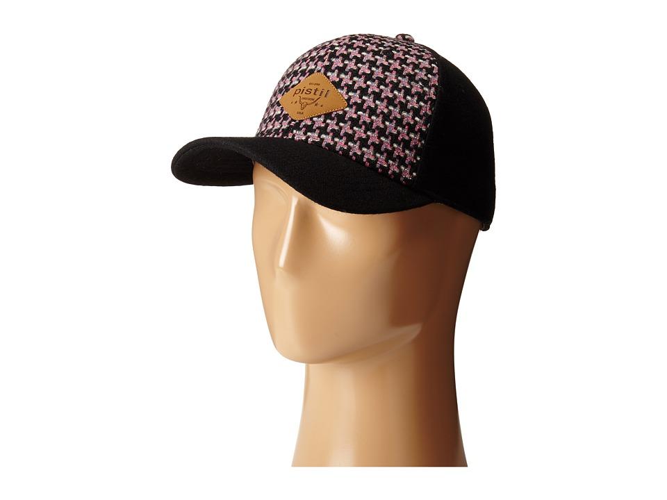 Pistil - Midtown (Black) Caps