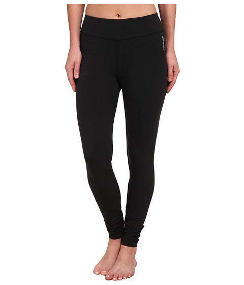 Reebok - Elements Leggings (Black) Women's Casual Pants