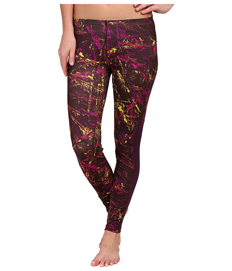 Reebok - Running Essential Long Tight Pants 1 (Royal Orchid) Women