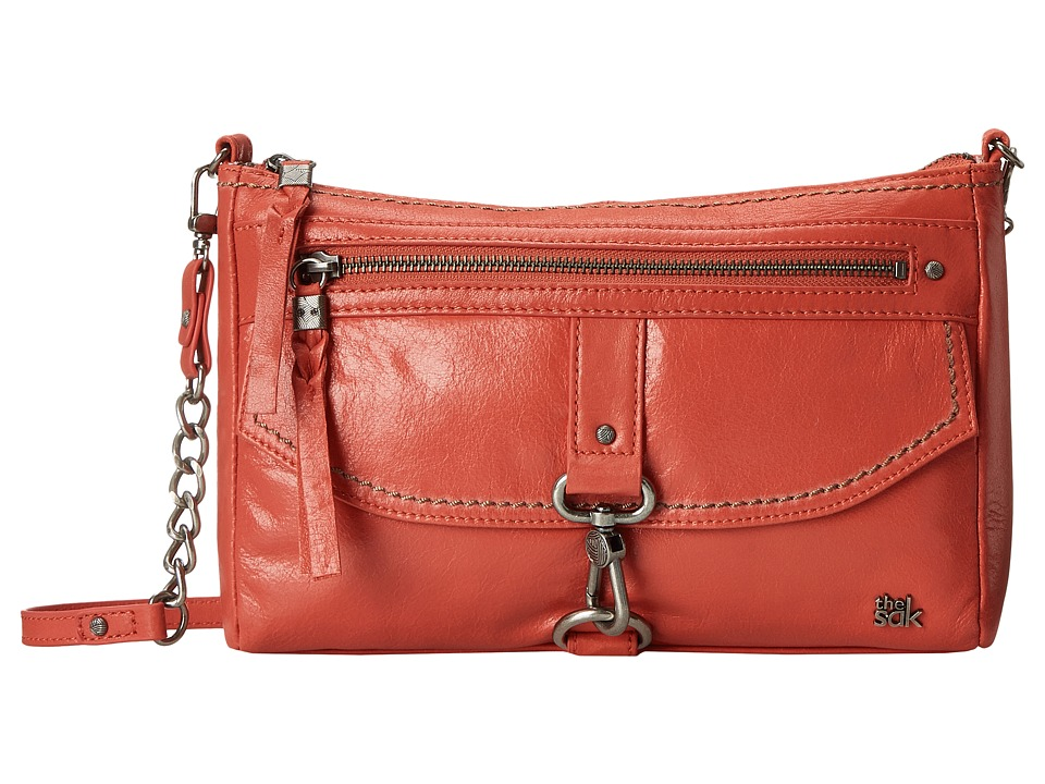 The Sak - Ventura Crossbody (Cayenne) Cross Body Handbags