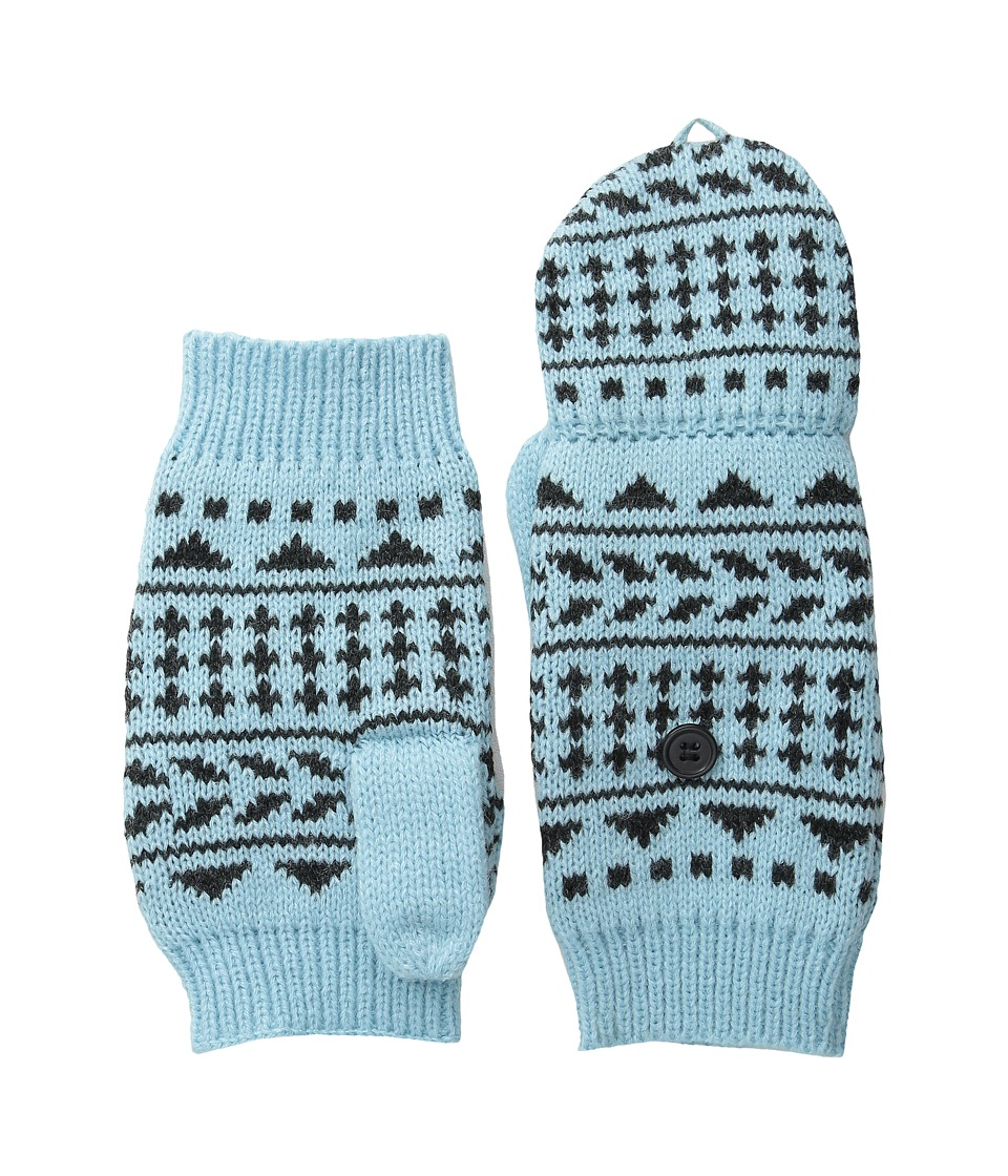 Pistil - Nessie Mitten (Sky) Over-Mits Gloves