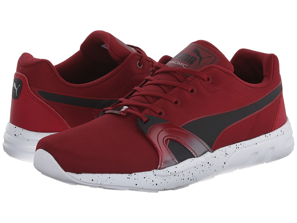PUMA - XT S Speckle (Rio Red/Black) Men's Shoes