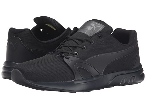 PUMA - XT S (Black/Black) Men's Shoes