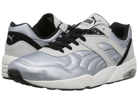 PUMA - R698 Matt Shine (Glacier Gray/Black) Men