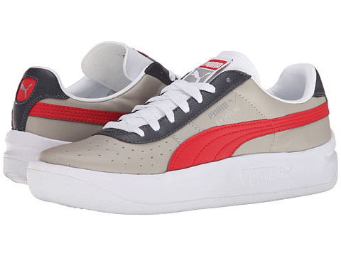 PUMA - GV Special (Drizzle/High Risk Red/White) Men's Classic Shoes