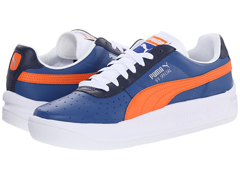 PUMA - GV Special (Limoges/Vermillion Orange/White) Men's Classic Shoes