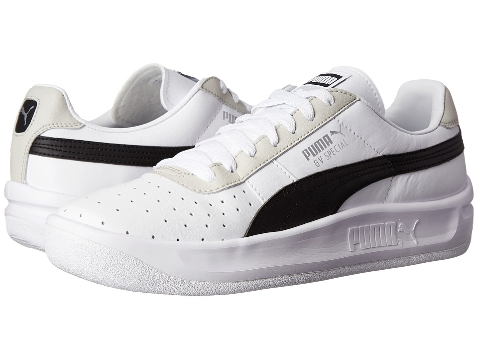 PUMA - GV Special (White/Glacier Gray/Black) Men's Classic Shoes