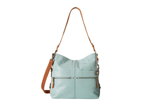 The Sak - Sanibel Bucket (Coolwater) Satchel Handbags