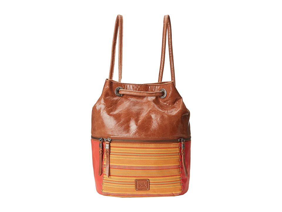 The Sak - Camino Backpack (Cayenne Patch) Backpack Bags