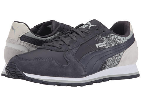 PUMA - ST Runner FR (Periscope/Glacier Gray) Men's Running Shoes