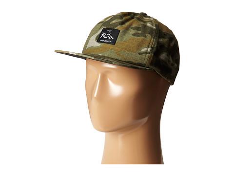 Matix Clothing Company - Day Trip Hat (Camo) Baseball Caps