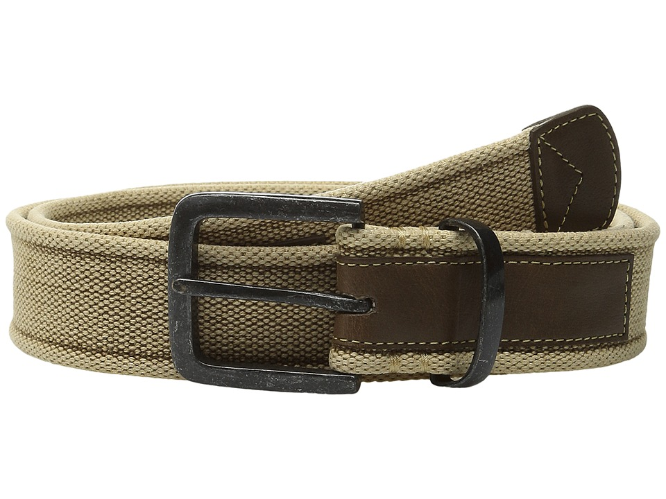 Pistil - Vector Belt (Brown) Men's Belts