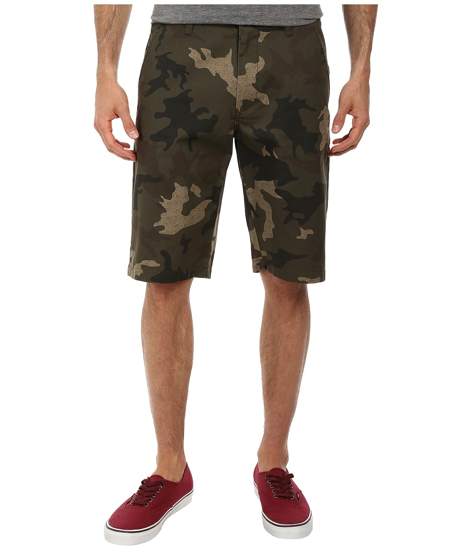 Fox - Essex Camo Shorts (Camo) Men's Shorts