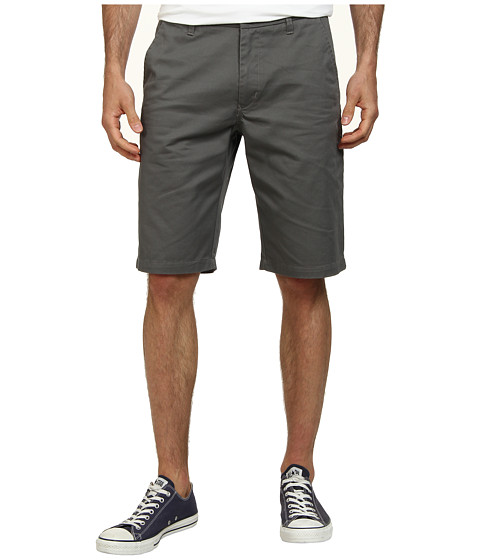 Fox - Essex Shors (Gunmetal) Men's Shorts