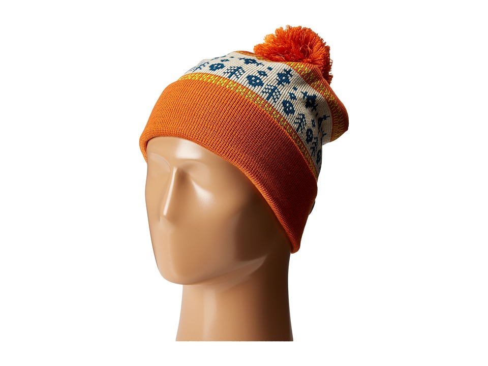 Pistil - Bruno (Pumpkin) Knit Hats