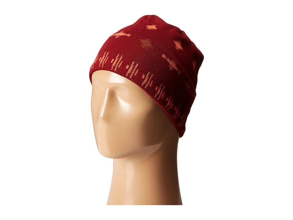 Pistil - Sonic (Red) Knit Hats