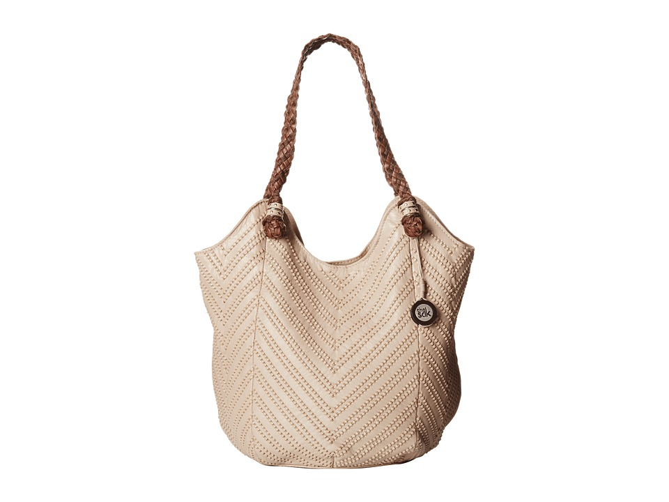 The Sak - Indio Large Tote (Shitake Zig Zag) Shoulder Handbags
