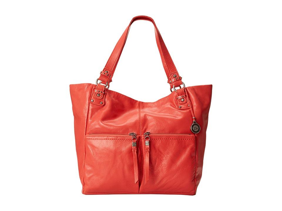 The Sak - Ashbury Tote (Cayenne) Tote Handbags