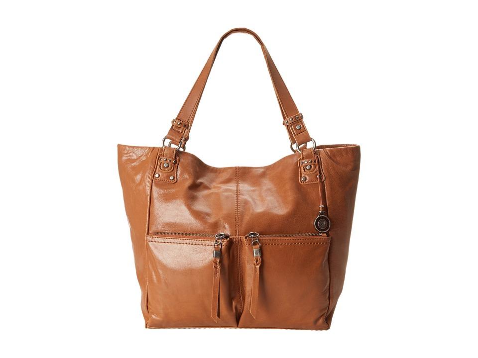 The Sak - Ashbury Tote (Tobacco) Tote Handbags