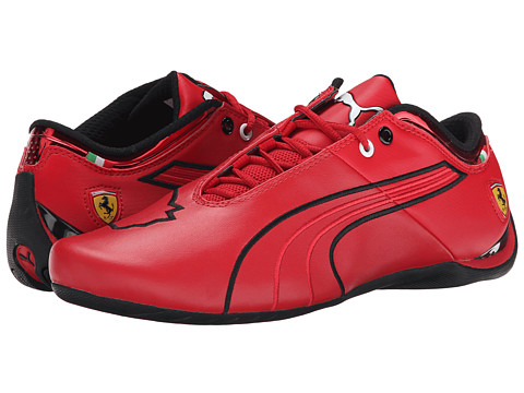 PUMA - Future Cat M1 SF (Rosso Corsa/Rosso Corsa/Black) Men's Shoes