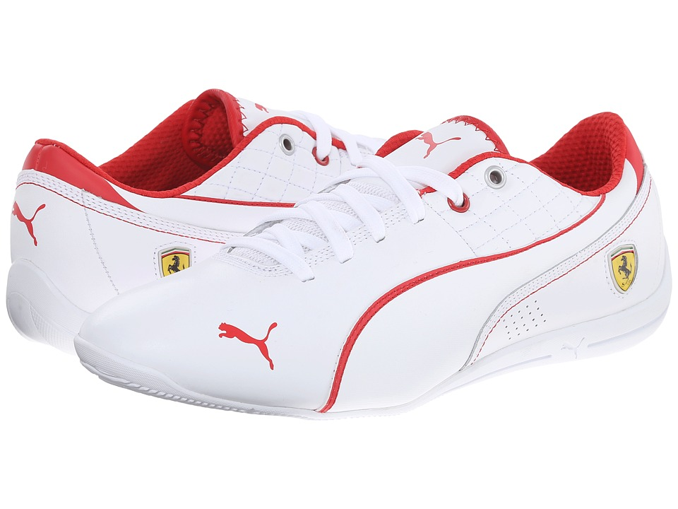 PUMA - Drift Cat 6 SF NM (White/White) Men's Shoes