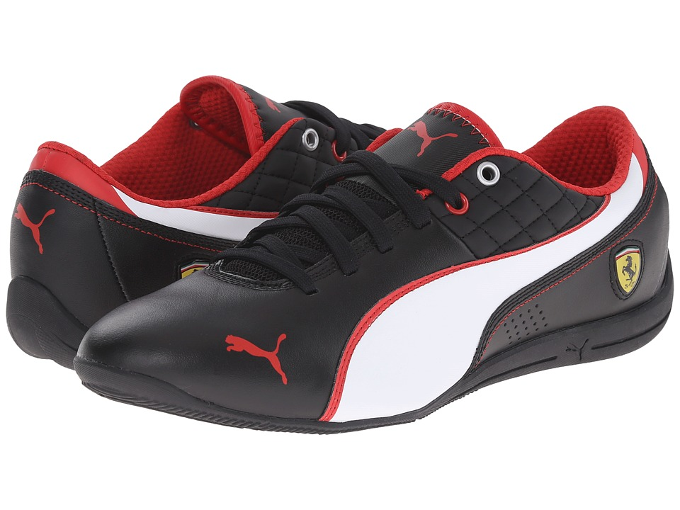 PUMA - Drift Cat 6 SF NM (Black/White) Men