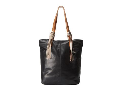 The Sak - Palisade Tote (Black Tassel) Tote Handbags