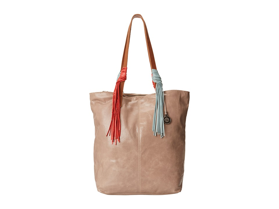 The Sak - Palisade Tote (Shitake Tassel) Tote Handbags
