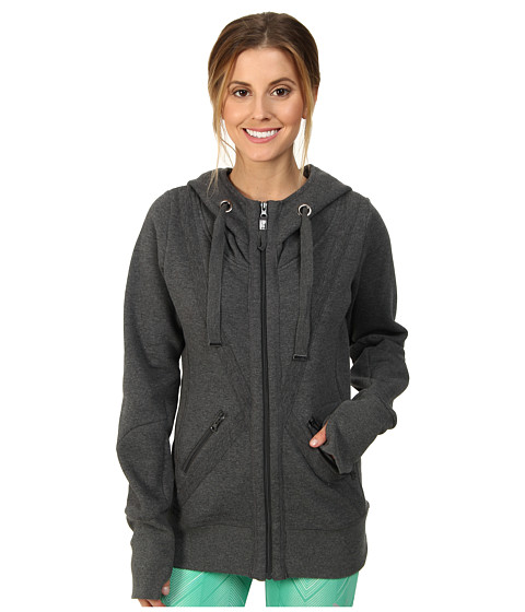 MPG Sport - Valencia (Heather Charcoal) Women's Sweatshirt