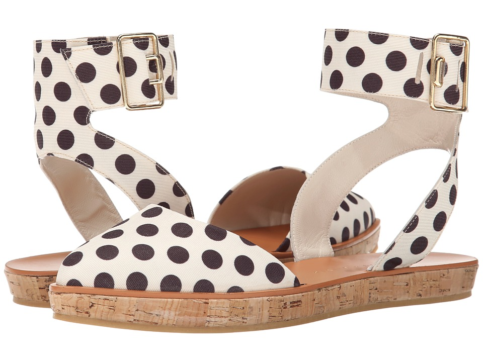 Alice + Olivia - Reese (Cream Black) Women