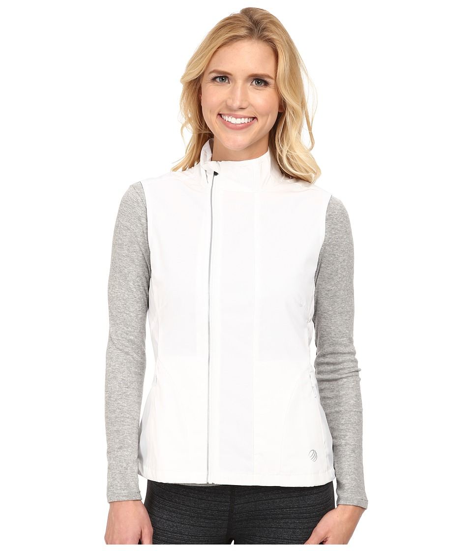 MPG Sport - Lash (White) Women's Vest