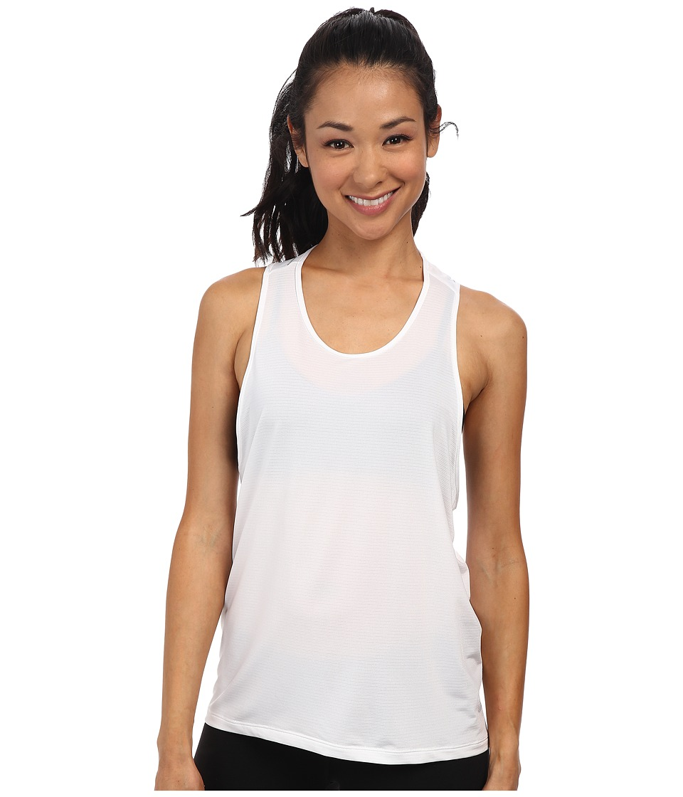 MPG Sport - Encourage (White) Women's Sleeveless