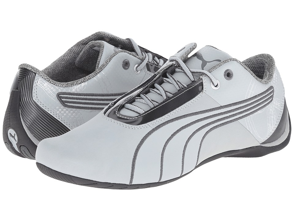 PUMA - Future Cat S1 Graphic (Quarry/Quarry/Dark Shadow) Men's Shoes
