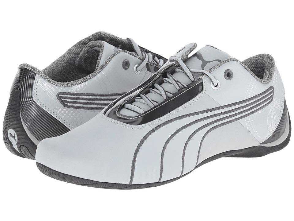 PUMA - Future Cat S1 Graphic (Quarry/Quarry/Dark Shadow) Men's Shoes