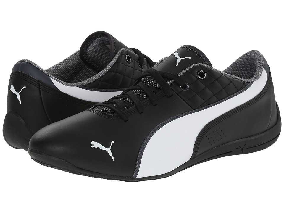 PUMA - Drift Cat 6 NM (Black/White) Men's Shoes