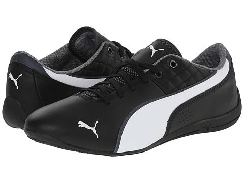 PUMA - Drift Cat 6 NM (Black/White) Men's Shoes