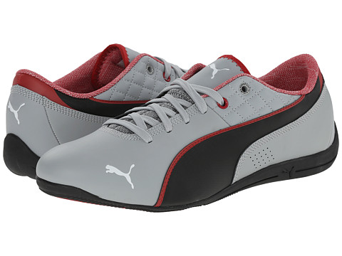 PUMA - Drift Cat 6 NM (Quarry/Black) Men's Shoes