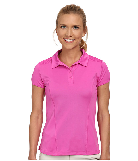 MPG Sport - Loft (Flamenco Pink) Women's Short Sleeve Knit