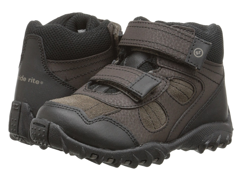 Stride Rite - Rugged Ritchie 2 (Toddler/Little Kid) (Dark Brown) Boys Shoes
