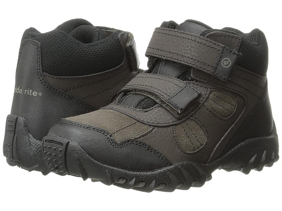 Stride Rite - Rugged Ritchie 2 (Little Kid) (Dark Brown) Boys Shoes