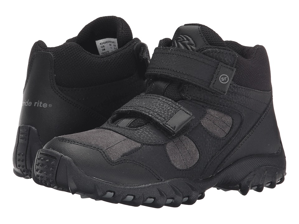 Stride Rite - Rugged Ritchie 2 (Little Kid) (Grey/Black) Boys Shoes