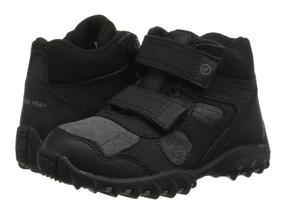Stride Rite - Rugged Ritchie 2 (Toddler/Little Kid) (Grey/Black) Boys Shoes