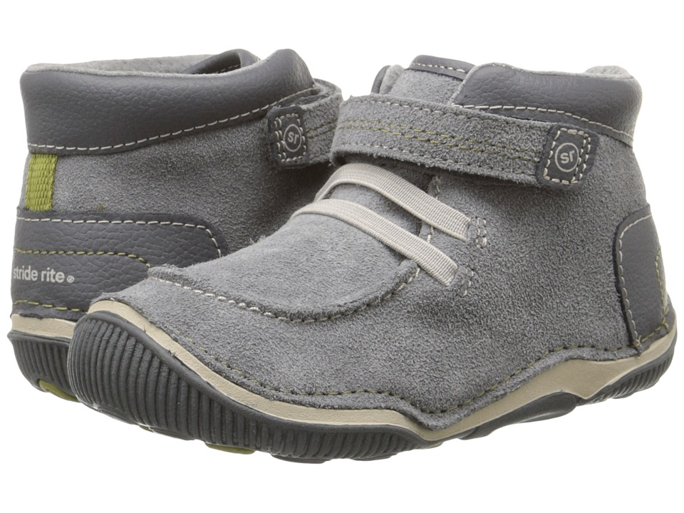 Stride Rite - SRT Chilton (Toddler) (Grey) Boy