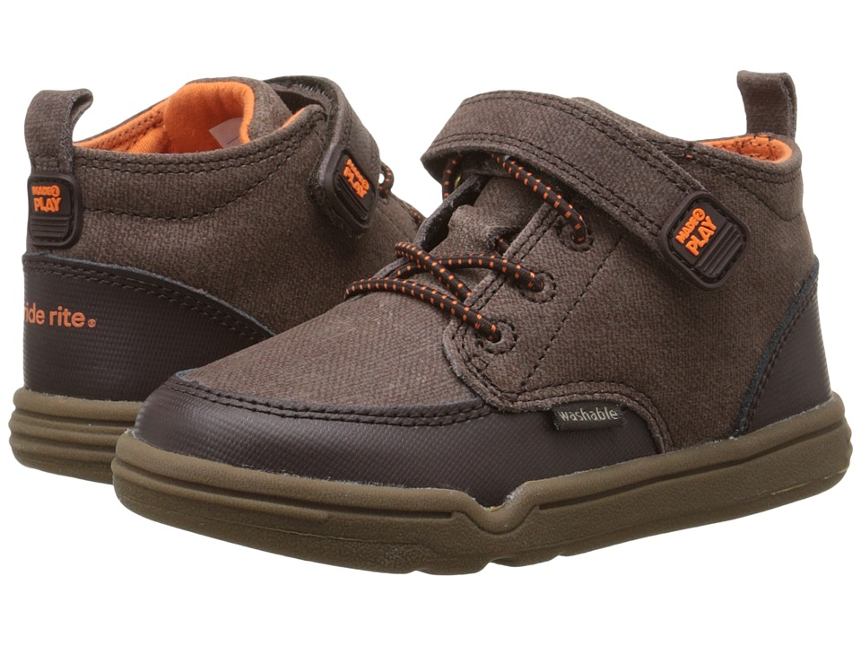 Stride Rite - Made 2 Play Gannon (Toddler/Little Kid) (Brown) Boys Shoes