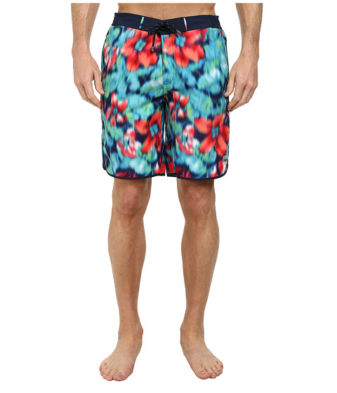 BOSS Hugo Boss - Tiger Shark 10135293 (Dark Pink) Men's Swimwear