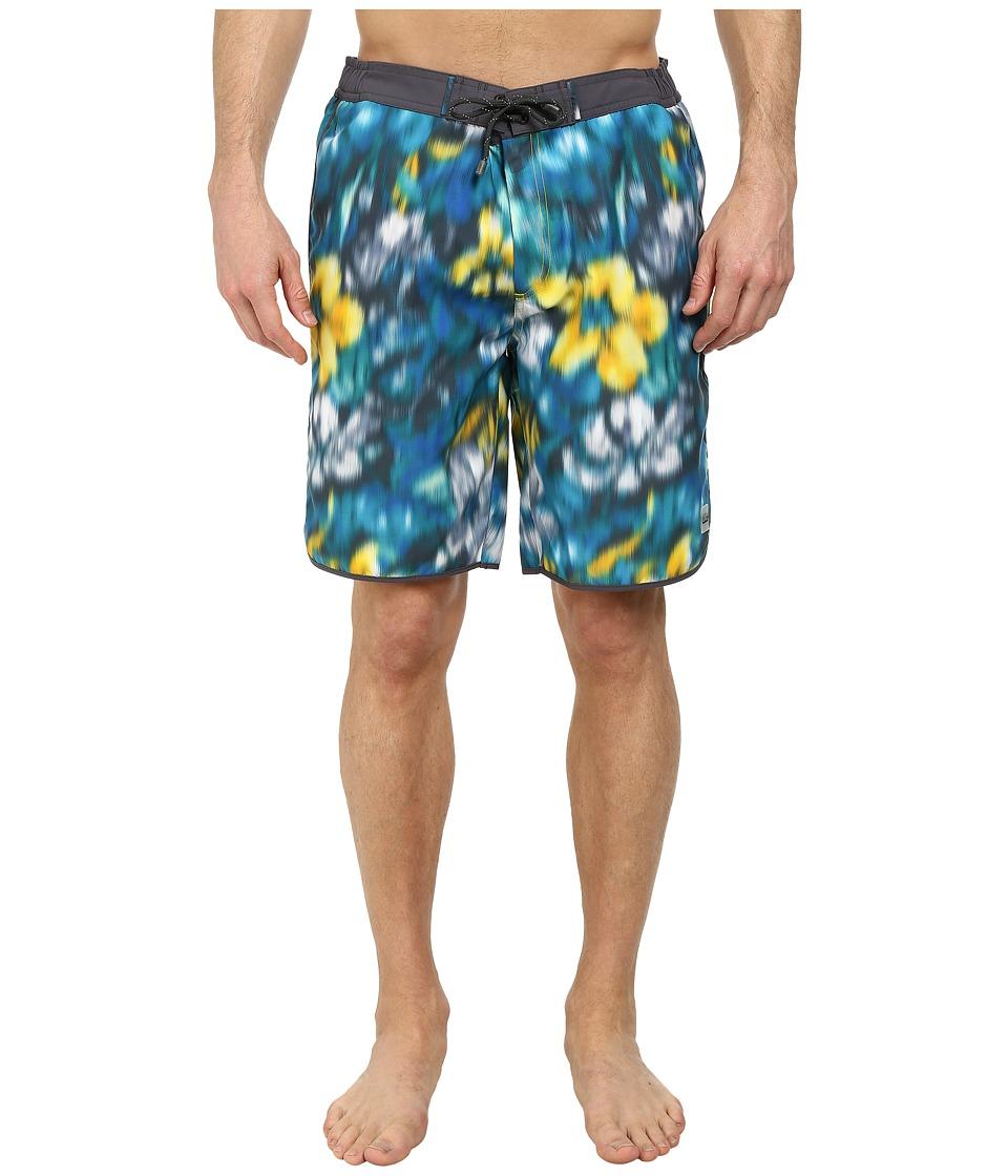 BOSS Hugo Boss - Tiger Shark 10135293 (Charcoal) Men's Swimwear