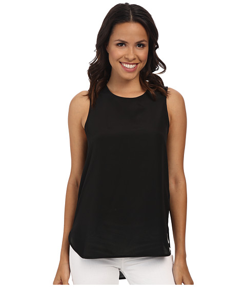 MICHAEL Michael Kors - Sleeveless Tank Top (Black) Women's Sleeveless
