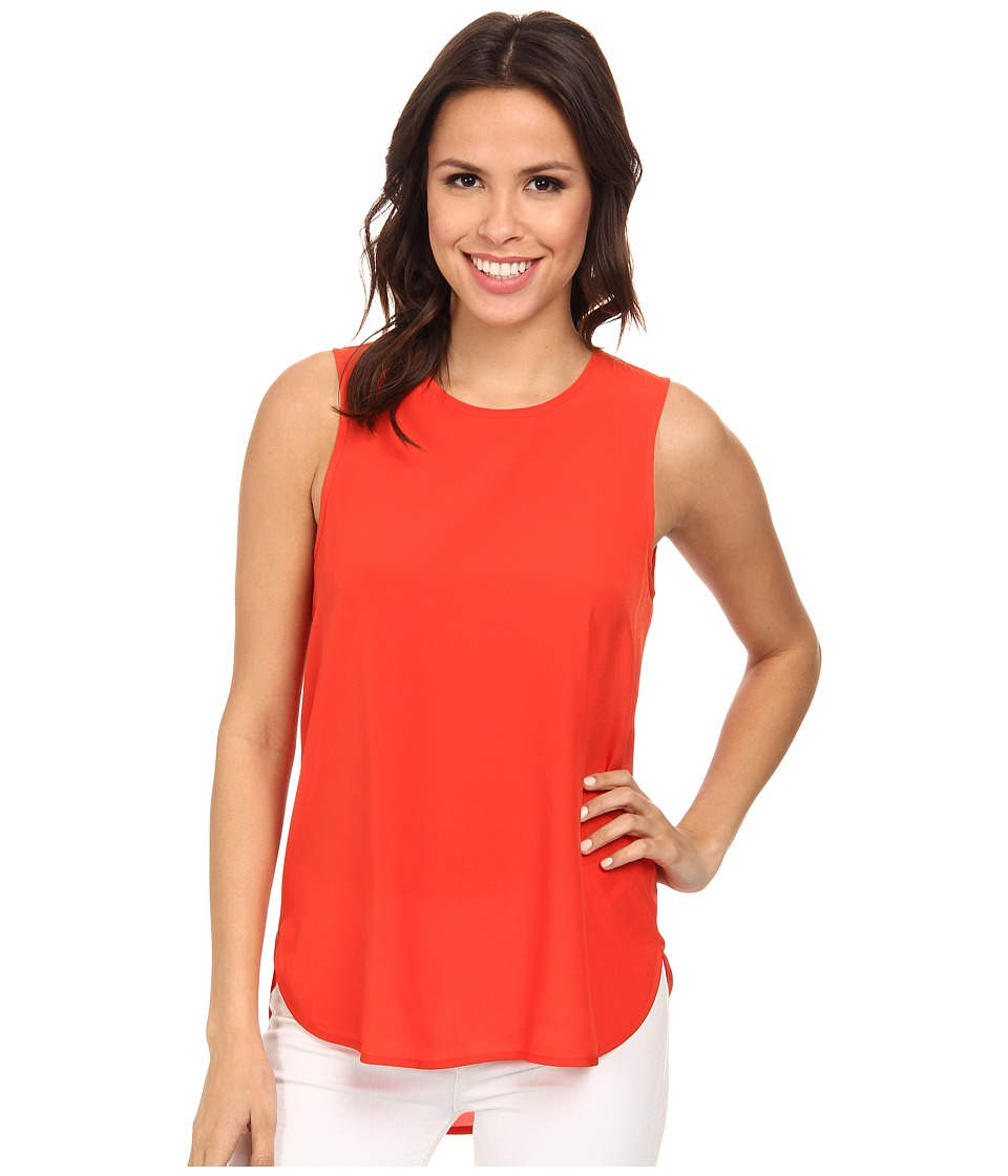 MICHAEL Michael Kors - Sleeveless Tank Top (Grenadine) Women's Sleeveless