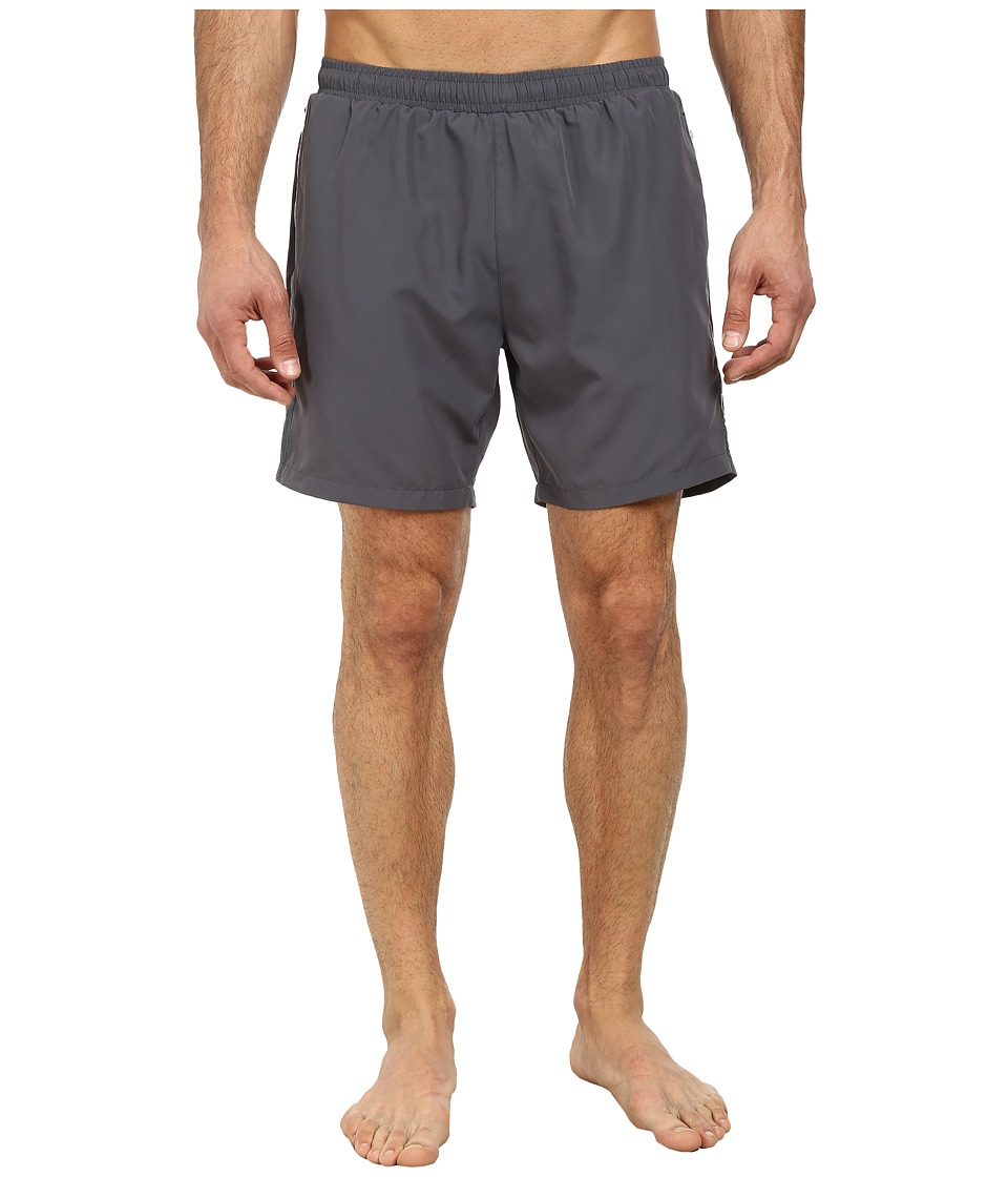 BOSS Hugo Boss - Seabream 10180964 01 Swim Shorts (Charcoal) Men's Swimwear