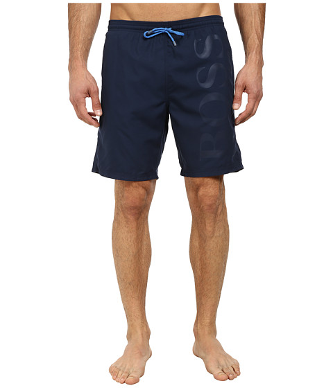 BOSS Hugo Boss - Orca 10135293 02 (Navy) Men's Swimwear
